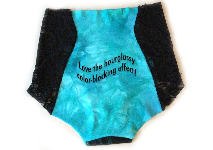 Sewing back seams