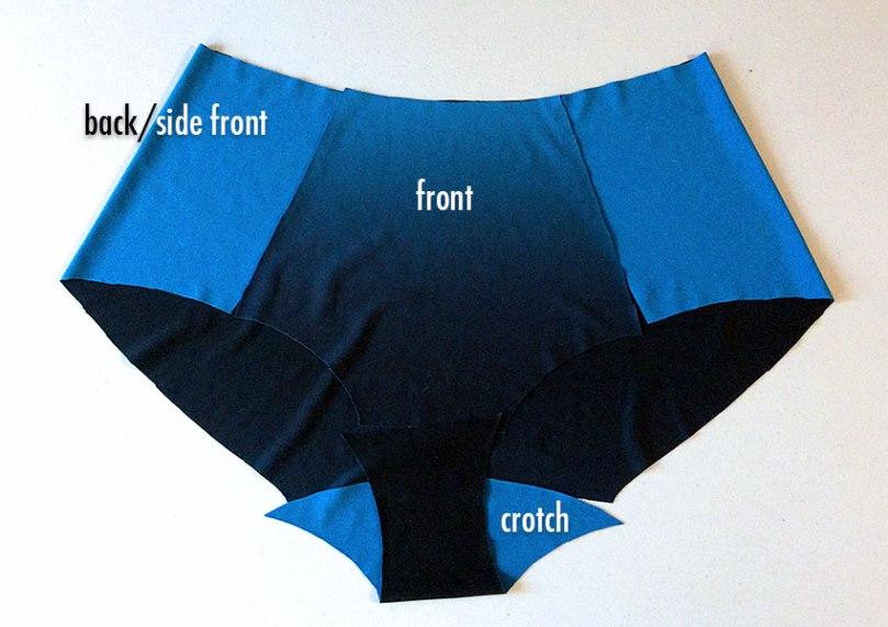 Panty mock-up 1