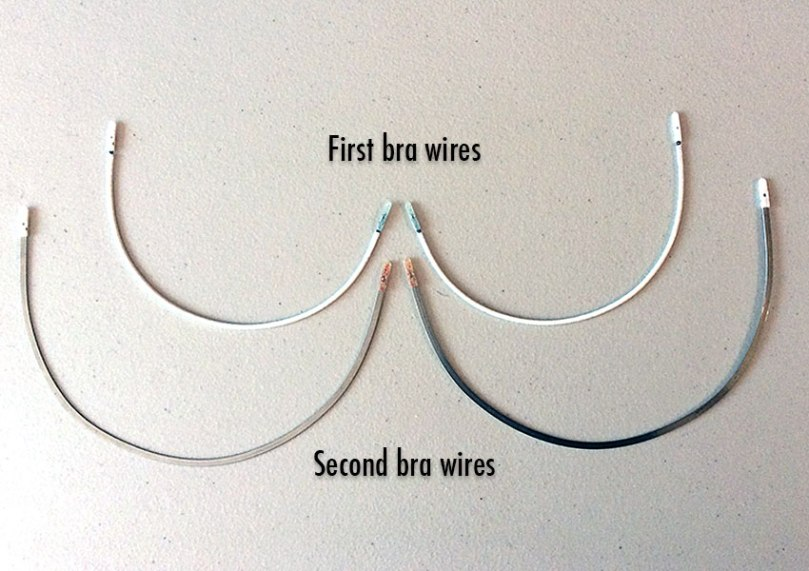 Comparing underwires